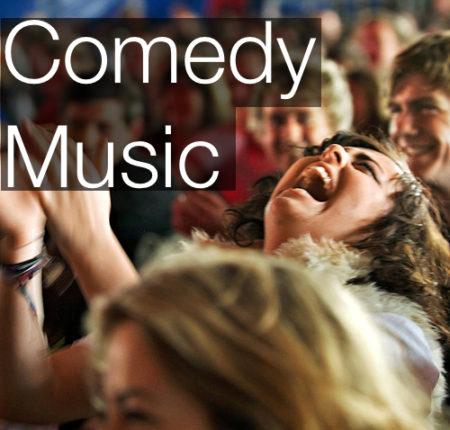 Comedy Music